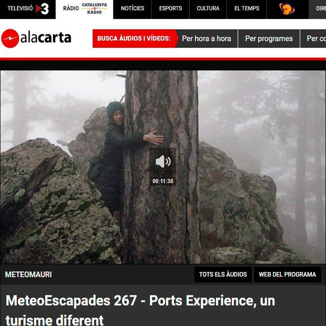 Ports Experience a Catalunya Radio