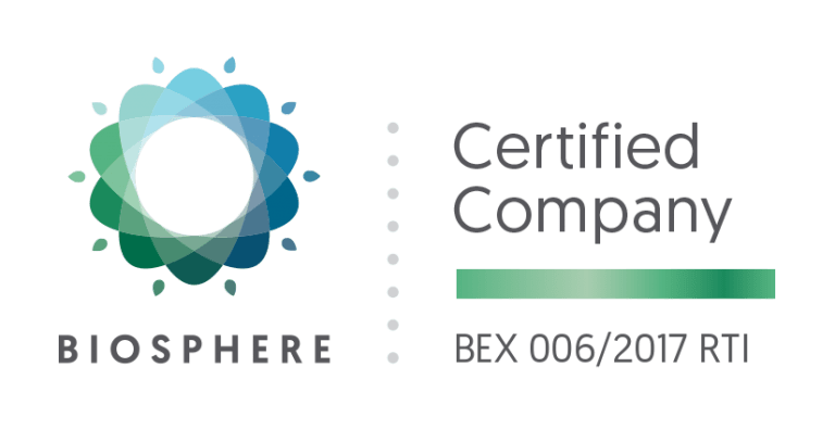 Biosphere Responsible Tourism Certificate